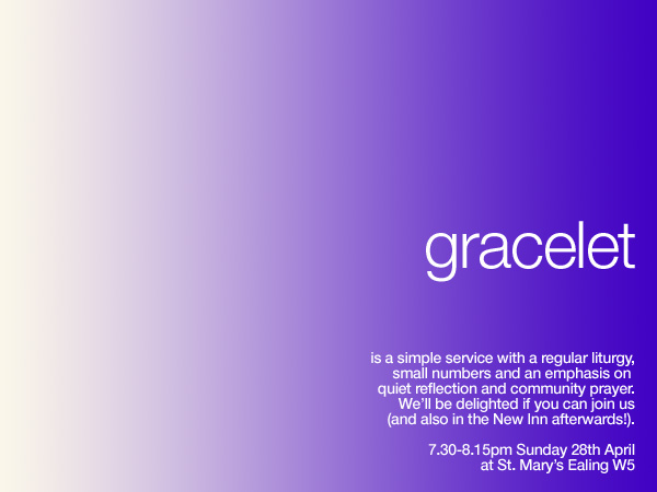 gracelet flyer april 2013